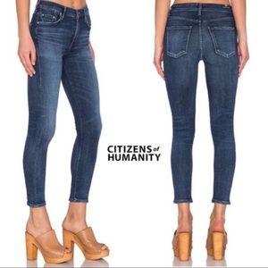 """COH """"Rocket Crop Highrise Skinny"""" Jeans"""